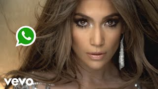 Jennifer Lopez - On The Floor ft. Pitbull whatsapp status, English song whatsapp status and ringtone