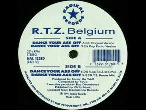 RTZ Return to Zero  Dance Your Ass Off