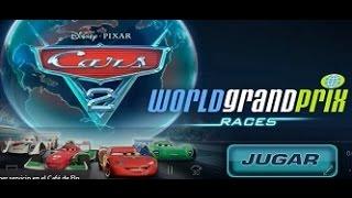 Cars Grand Prix Mundial ♥ juegos de cars 2 para niños