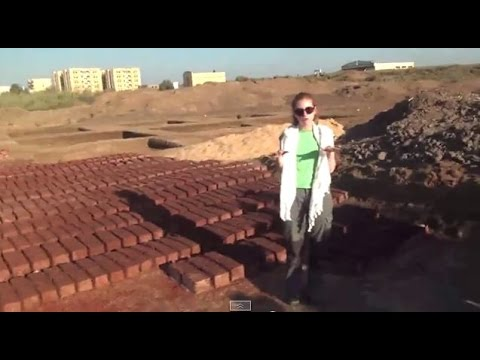 How to Make a Mudbrick at Tell Timai (Ancient Thmuis)