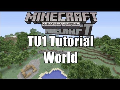 Minecraft xbox tu1 tutorial world w download youtube minecraft xbox tu1 tutorial world w download gumiabroncs Gallery