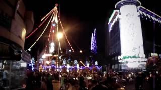 Thị xã Long Khánh đêm Noel (Giáng Sinh) 2016