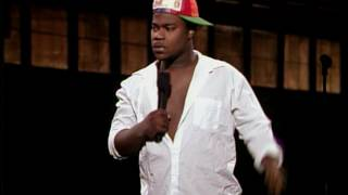Tracy Morgan Stand up comedy