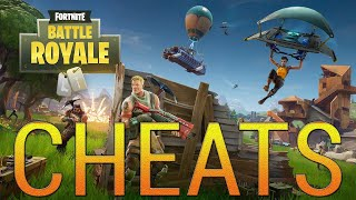 Fortnite Cheat Codes (Xbox and PlayStation)