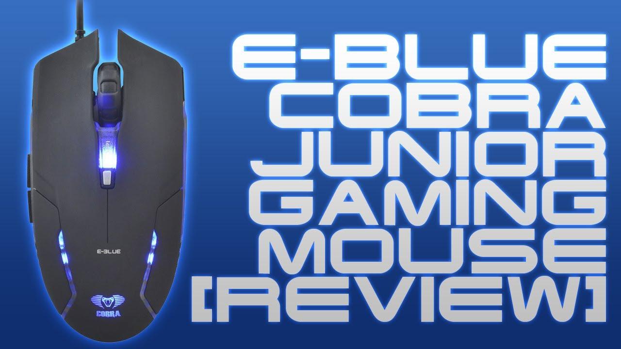 126c0f94c5d E-Blue Cobra Junior Gaming Mouse Review! - YouTube