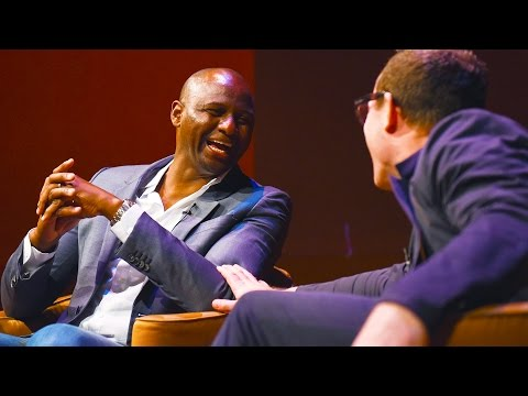 Patrick Vieira at The Rubin | A conversation with neuroscien