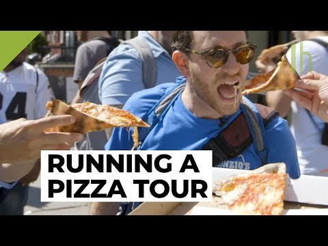 What If Your Job Was All About Pizza?   How I Work