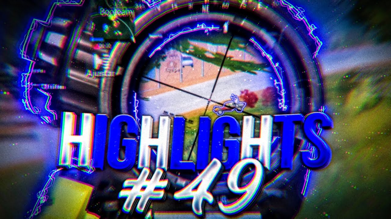 HIGHLIGHTS #49 | PUBG MOBILE | IPHONE XS MAX