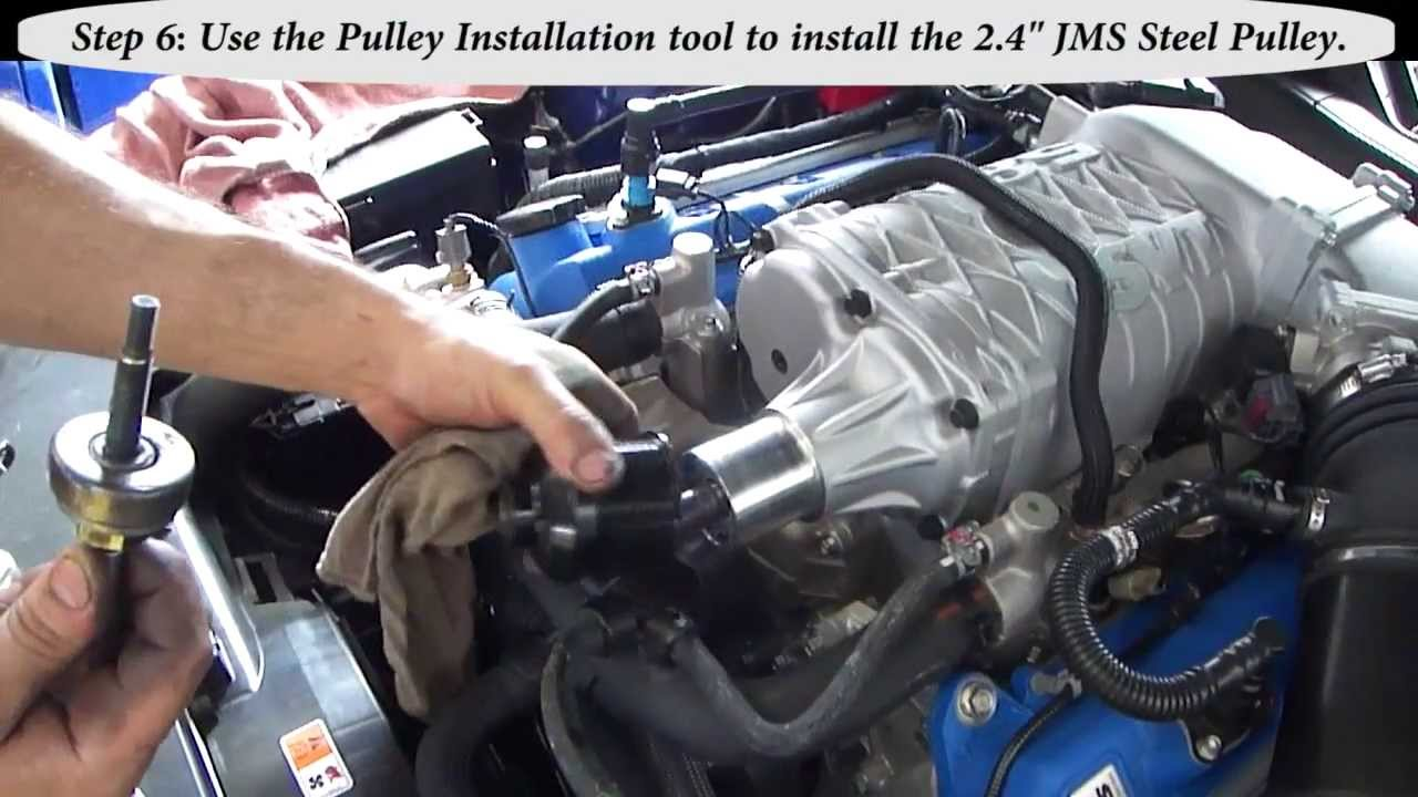 2014 Shelby GT500 • JMS 2 4