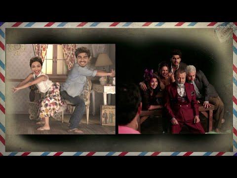 Shake Your Bootiya Making - Deepika Padukone & Arjun Kapoor | Finding Fanny
