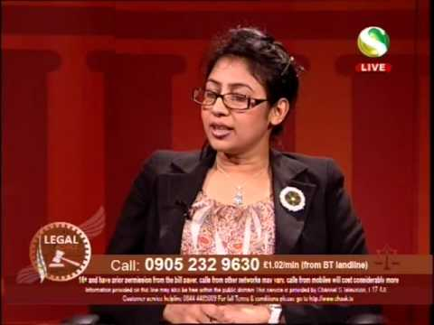 [4]Solicitor Jasmin Akter Presents UK Immigration Advice -- Citizenship Application