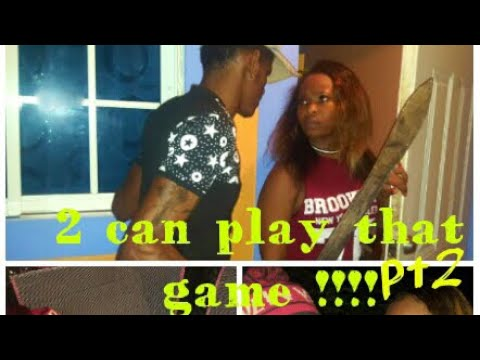 2 can play that game pt 2( Jamaican comedy)