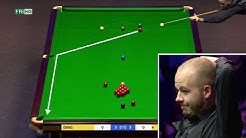 TOP 40 SHOTS ! Snooker Masters 2019