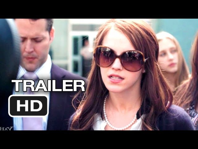The Bling Ring Official Trailer #2 (2013) - Emma Watson Movie HD Travel Video
