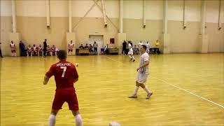 Чемпионат Свердловской области по мини футболу АтомРос Титан Игра за первое место