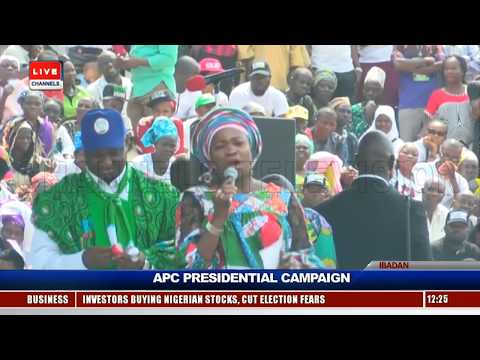 APC Presidential Campaign: Buhari Leads Train To Oyo Pt.1 |Live Event|
