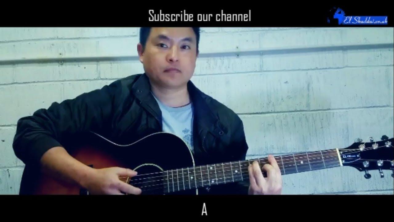 Hey Yeshu By Adrian Dewan Nepali Christian Song Rhythm Cover With