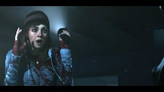 Until Dawn - Psychopath Punches Ashley After Being Stabbed!