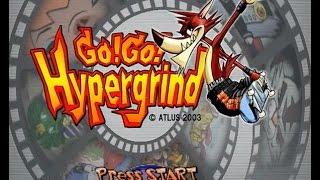 Go! Go! Hypergrind - Wii/Gamecube Livestream
