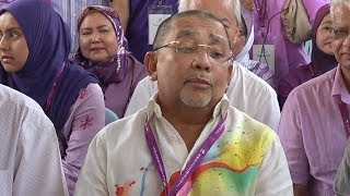 Isa Samad confident in taking down Anwar in PD by-election