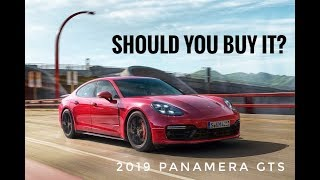 The 2019 Porsche Panamera Gts Will Be The Best Or Worst To Buy