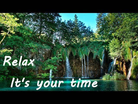 Relaxing Harp Music and Nature 🕊️ Relax... It's Your Time