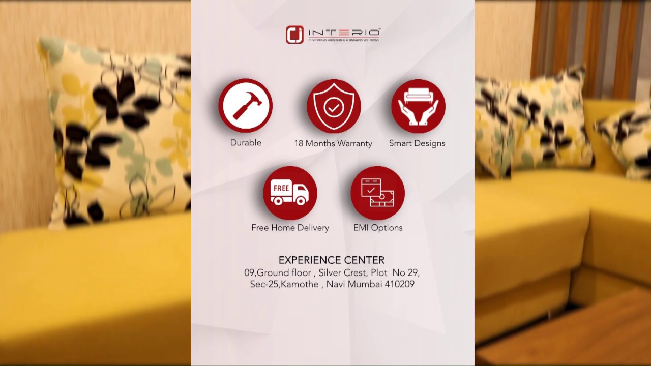 Old Furniture Exchange Offer   Exchange Old Furnitures For New From CJ Interio - Navi Mumbai - YouTube