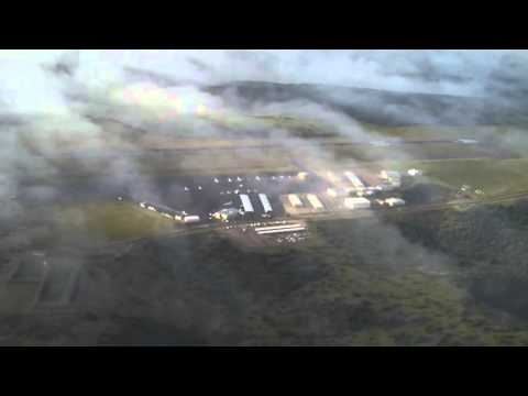 Landing at KSRR for 2014 Mountain High Fly-In (Ruidoso, NM)