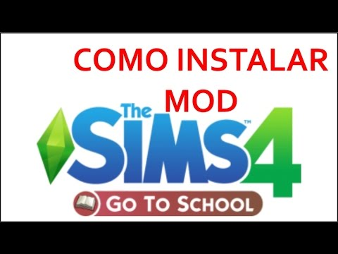 sims 4 how to make sims go to school