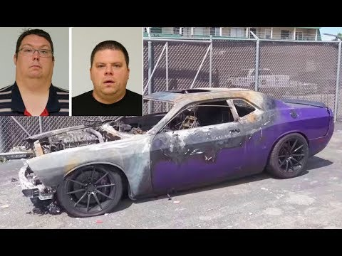 Hellcat Youtuber ARRESTED on 15 Counts of Street Racing... Heres What ACTUALLY Happened.