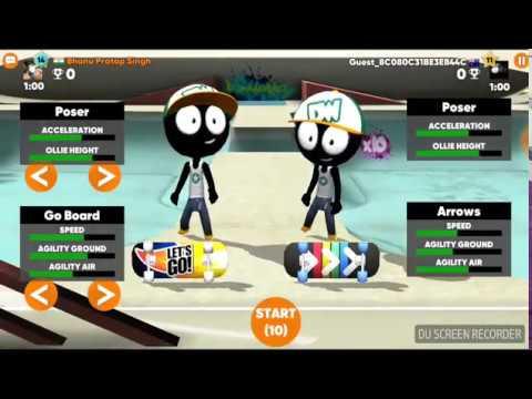 stickman skate battle mod apk 2.1.0