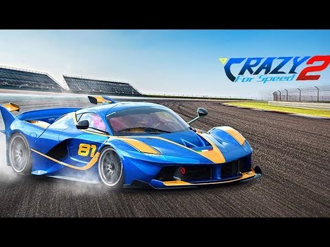 Crazy For Speed 2 - Android Gameplay FHD
