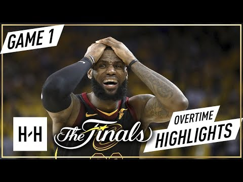 cleveland-cavaliers-vs-golden-state-warriors---game-1---overtime-highlights-|-2018-nba-finals