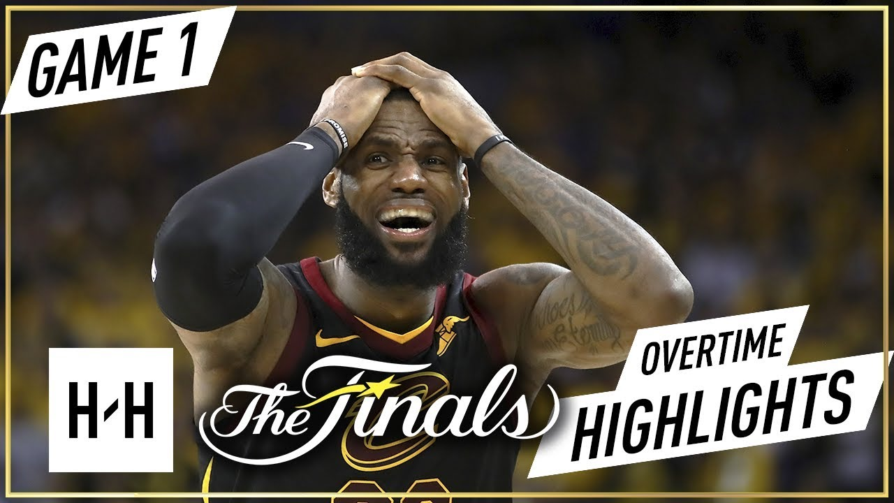 Cleveland Cavaliers vs Golden State Warriors - Game 1 - OVERTIME Highlights | 2018 NBA Finals