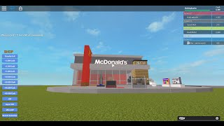 MAKING MCDONALD'S FACTORY! Playing w/ Omer | McDonald Tycoon Factory | Roblox Part 1