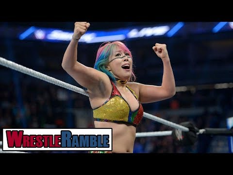 Can WWE Rebuild Asuka In 2018?! WWE SmackDown, Nov. 27, 2018 Review   WrestleTalk WrestleRamble