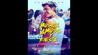 Musica amigos y fiesta pelicula completa en español castellano