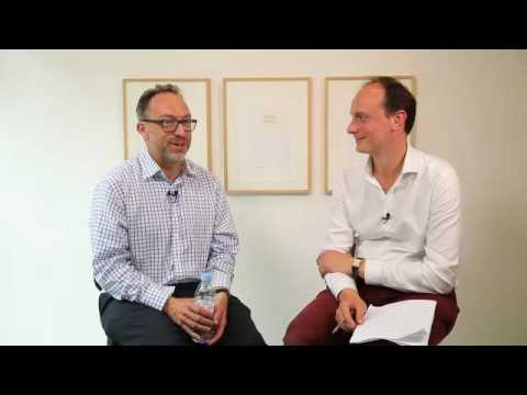 Wikipedia Founder, Jimmy Wales: In under 10 minutes