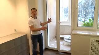 Новые решения в ремонте. Обзор дизайн интерьера квартиры.(, 2017-12-03T11:54:24.000Z)