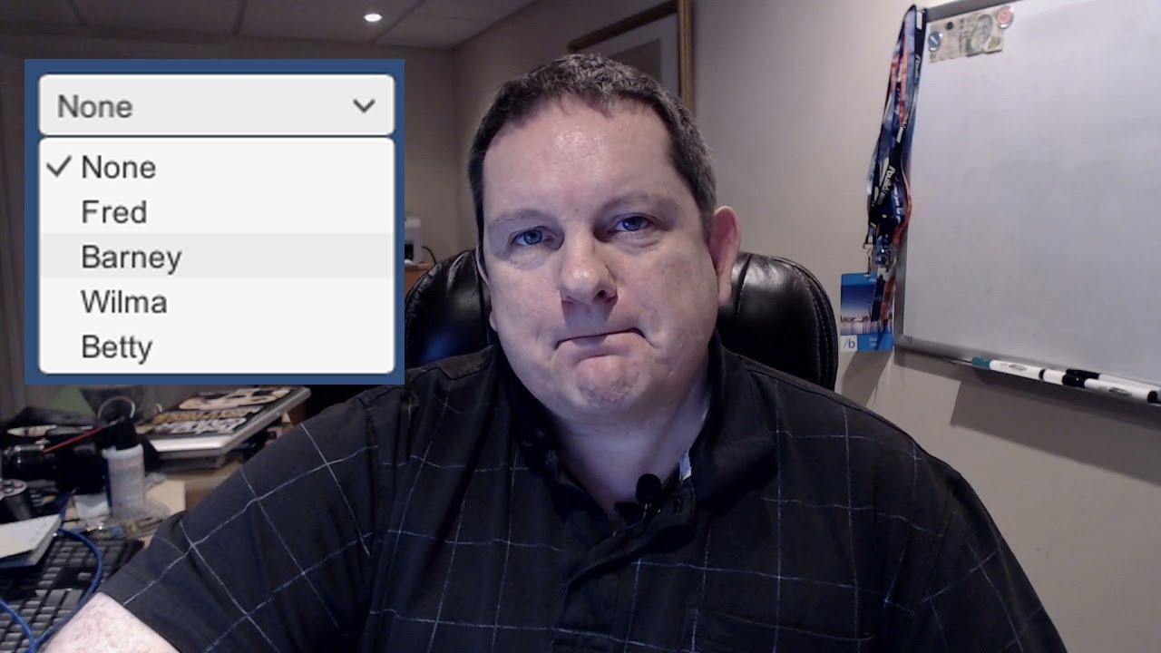 Unity 5 UI Tutorial - Dropdown List