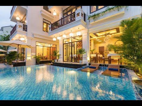 Cho thuê villa nguyên căn tại Hội An có hồ bơi giá rẻ – HA4