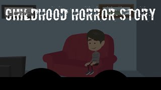 Childhood horror story - Animated in Hindi