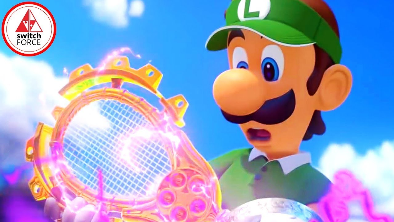 New Mario Tennis Aces A Bigger And Better Switch Game Story Mode Secret Characters More