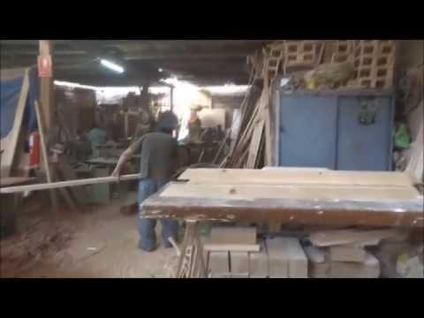 """Furniture Factory in Villa El Salvador (Lima, Peru): """"You In Peru"""""""