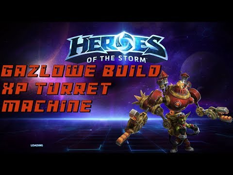 Heroes of the Storm (Latest Gazlowe Build) - For Your Information Series (Builds)
