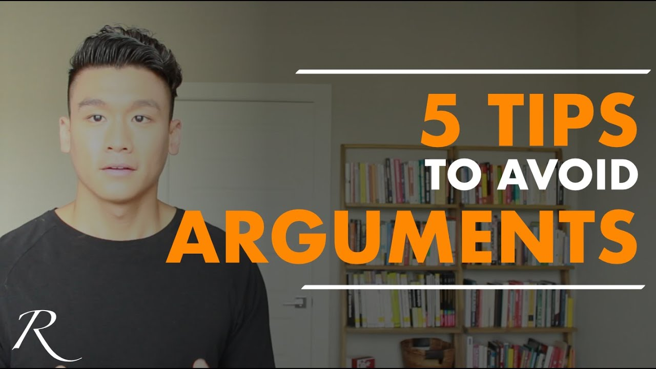 Download Avoiding Arguments in Your Relationship (STOP FIGHTING)