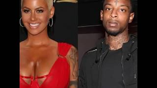 21 Savage Takes Amber Rose Home To Meet The Family, All 10 Brothers and Sisters