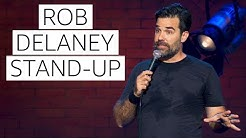 Best of Rob Delaney Stand Up   Amazon Prime