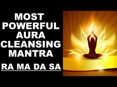 AURA CLEANSING, REIKI AND KUNDALINI MANTRA: BECOME PURE & MA