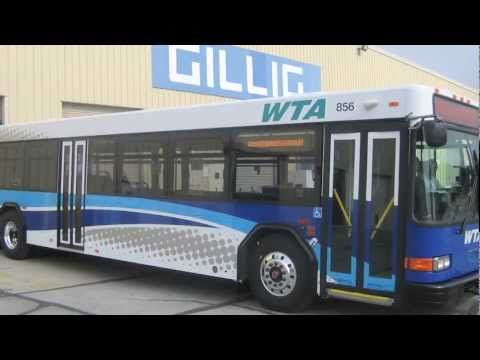 """Gala for Hope"" Transportation Sponsor Gillig"